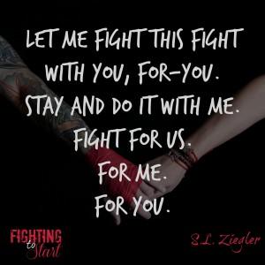 fighting to start teaser2